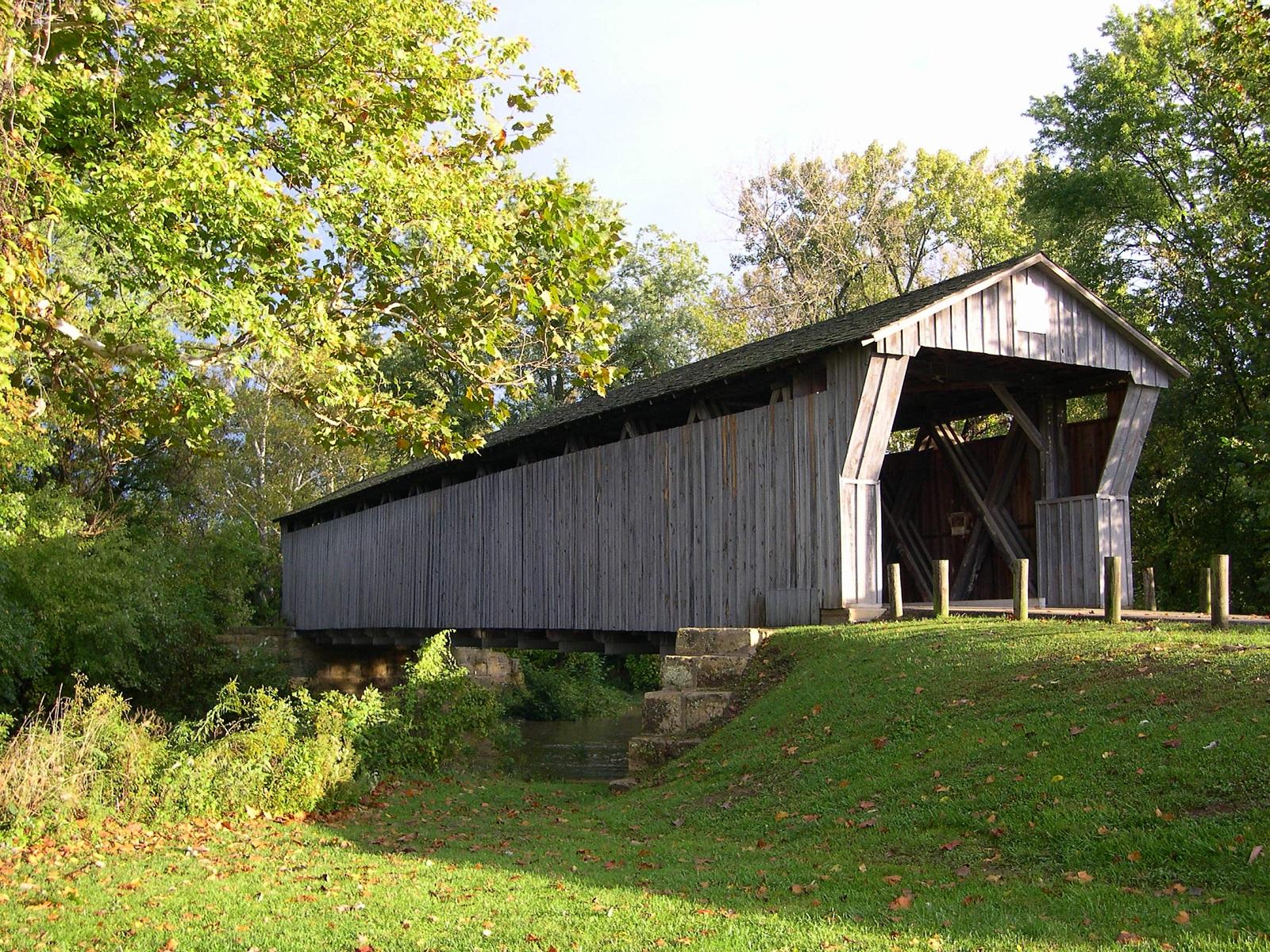Ohio covered bridges pictures